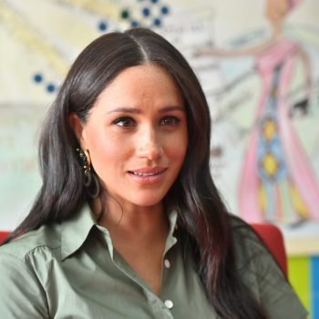 This $30 Old Navy dress looks just like Meghan Markle's $325 green shirtdress
