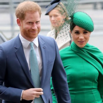 Meghan and Harry just shut down their Royal Sussex Instagram account with a message for everyone
