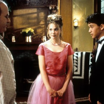 Joseph Gordon-Levitt shared a throwback photo from <em>10 Things I Hate About You</em>, so we're definitely re-watching today