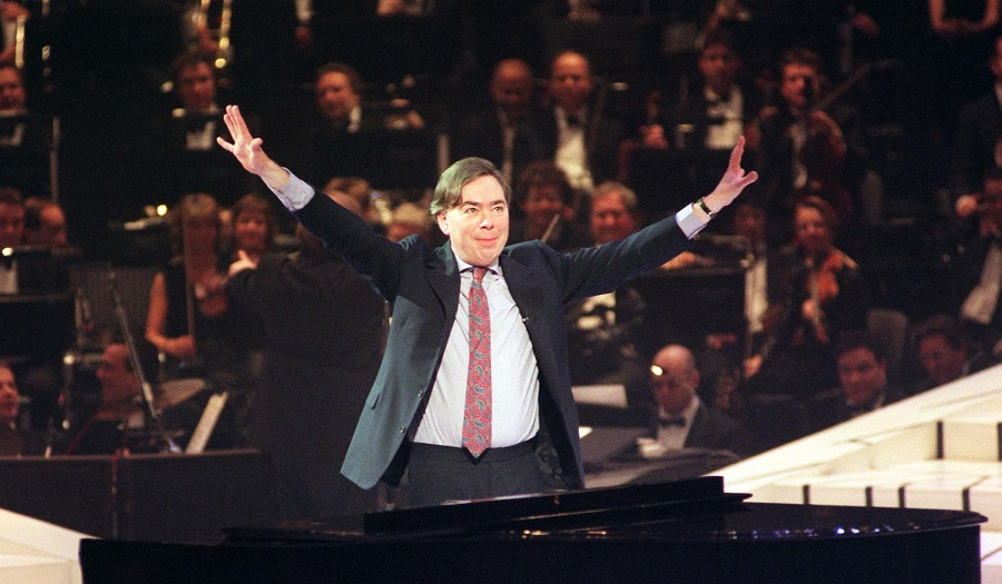 Andrew Lloyd Webber is streaming his infamous flop for free right now