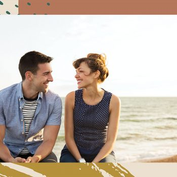 """Why my partner and I decided to be each other's """"trial run"""" for future relationships"""