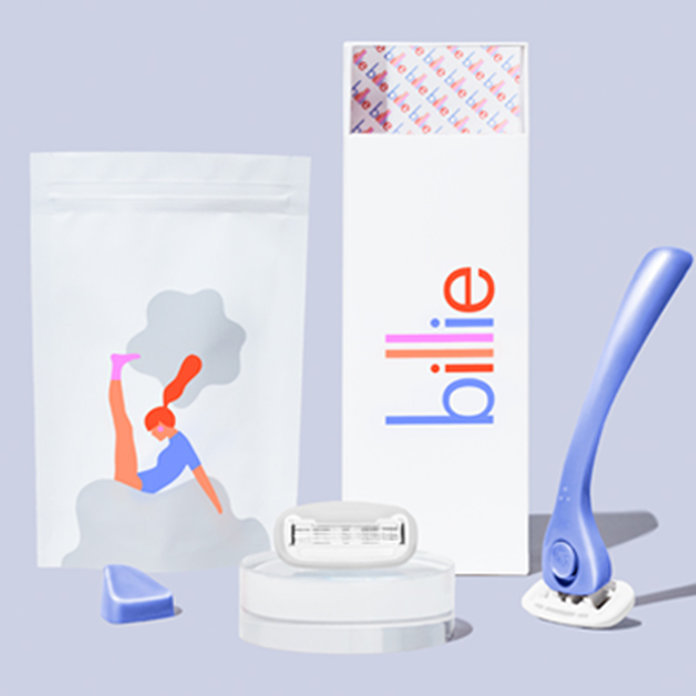 billie razor subscription service
