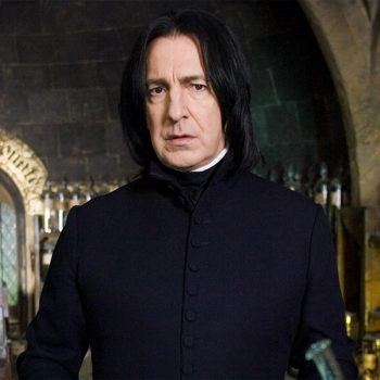 J.K. Rowling posted an emotional tribute to Alan Rickman, and we have enough tears to fill the Pensieve