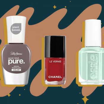 The nail polish color most likely to catch your eye, based on your zodiac sign