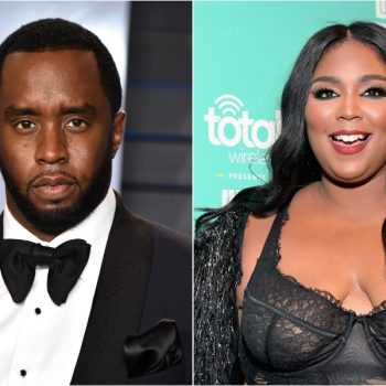Diddy responded after fans accused him of fat-shaming Lizzo