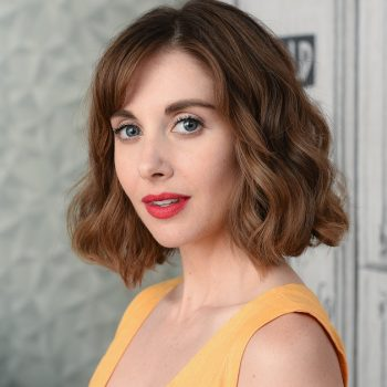 Alison Brie got candid about crying before red carpets because of body dysmorphia