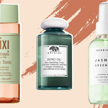 The 6 best toners for oily skin, according to experts