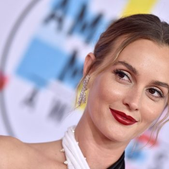 """Leighton Meester called out a troll who said she was """"fat"""" on Instagram Live"""