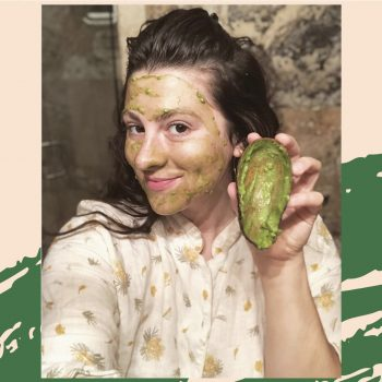 How to make a budget skincare routine entirely from food