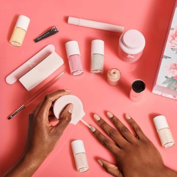 This at-home manicure kit is flying off the shelves—and it's earned perfect reviews
