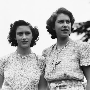<em>The Crown</em> fans need to watch these old home movies of Queen Elizabeth playing with Princess Margaret