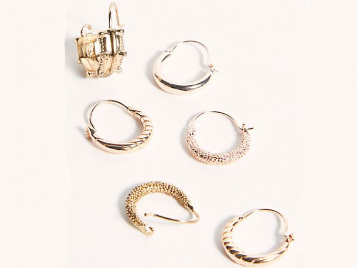 Engraved hair rings
