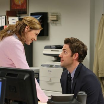 Jenna Fischer is officially clearing up that <em>The Office</em> rumor about Pam's ring from Jim