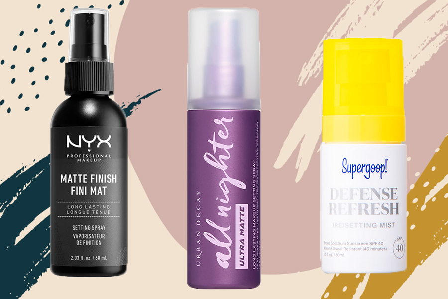 These are the 8 best makeup setting sprays for oily skin