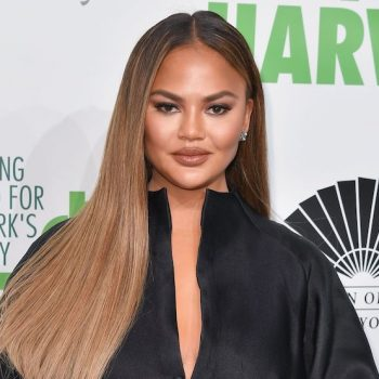 "Chrissy Teigen clapped back at body-shaming comments on her swimsuit ""thirst trap"""