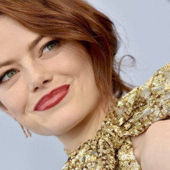 Emma Stone lipsyncing and dancing to <em>Grease</em> for charity is giving us life
