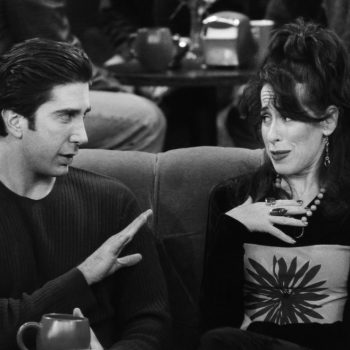 Janice from <em>Friends'</em> IRL daughter is all grown up—and she's teasing us with her mom's iconic line