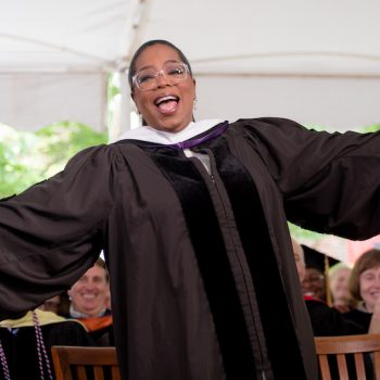 You can have Oprah as your commencement speaker at this star-studded virtual graduation