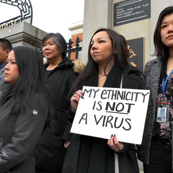Racism against Asian Americans isn't unique to the coronavirus pandemic—everyone else is just becoming more aware now