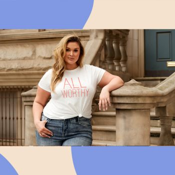 How Hunter McGrady is taking care of her body and mental health during the pandemic