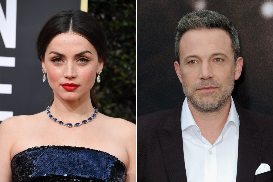 Ana de Armas went Instagram official with Ben Affleck at her social-distancing birthday party