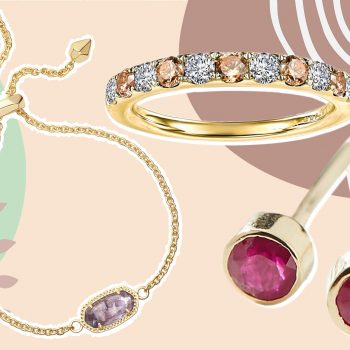 The prettiest birthstone jewelry for Mother's Day gifts, starting at $24