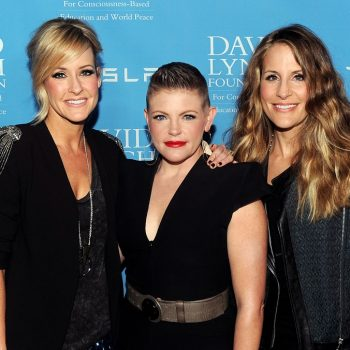 The Dixie Chicks dropped a brand-new song to help us wait for their delayed <em>Gaslighter</em> album