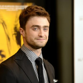 Listen to Daniel Radcliffe and other celebs read <em>Harry Potter</em> to you for free