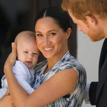 Meghan Markle shared the cutest video with Archie for his first birthday
