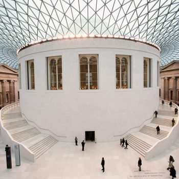 You can admire 4.5 million works of art in the British Museum's next-level virtual tour