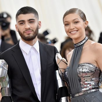 Zayn Malik revealed a tattoo—and now fans think he's secretly married to Gigi Hadid