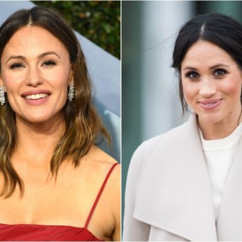 "Jennifer Garner wrote this letter to stand up for Meghan Markle after she was called ""unmaternal"""