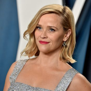 Reese Witherspoon posted a #TBT and blamed other stars for her questionable fashion choices