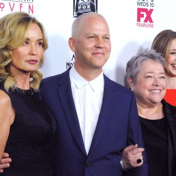 Ryan Murphy says an <em>American Horror Story</em> spinoff is in the works