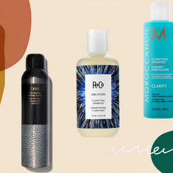 Get rid of greasy, gunky hair with these 6 clarifying shampoos