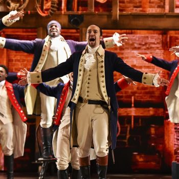 Disney+ just dropped the first trailer for <em>Hamilton</em>