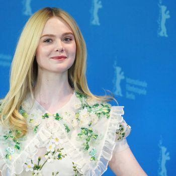 Elle Fanning has a hidden talent for cosplaying as celebrities like Brad Pitt, and LOL