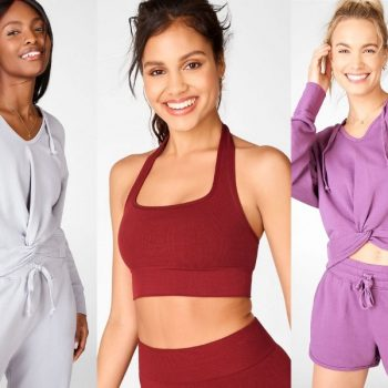 Fabletics' new work-from-home shop has the comfy sets you need RN