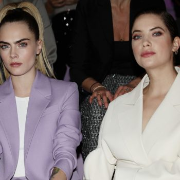 """Cara Delevingne asked everyone to please stop """"hating on"""" Ashley Benson, thank you"""