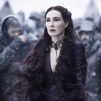 "Carice van Houten defended the ""clumsiness"" of the <em>Game of Thrones</em> finale for this honest reason"