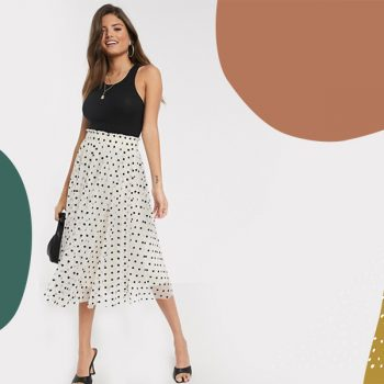 11 pleated midi skirts perfect for breezy backyard hangouts, starting at $16