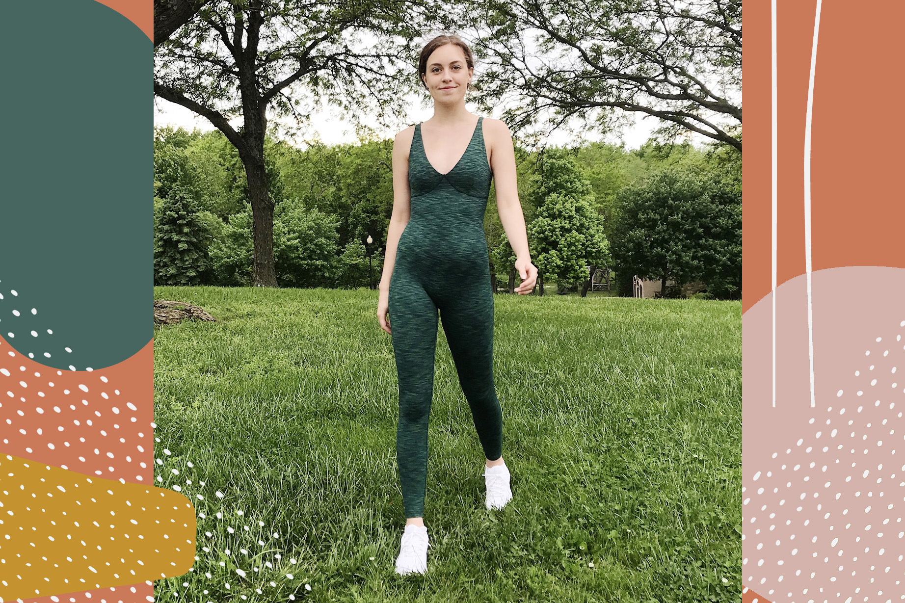 Unitards are the new bike shorts—here are 3 ways to style this unexpected trend