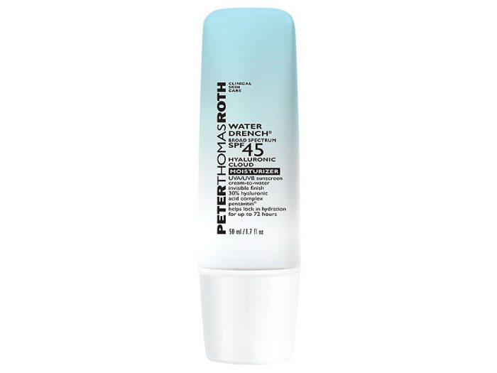 acne skincare quarantine Peter Thomas roth spf