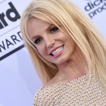 "Britney Spears opened up about getting bangs because she ""never felt pretty enough"""