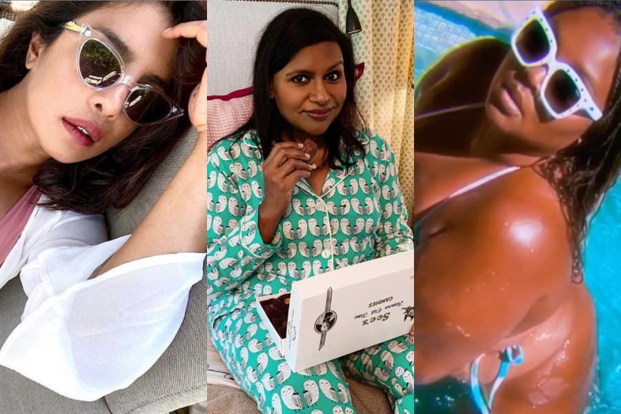 How Lizzo, Mindy Kaling, and more celebs are celebrating Memorial Day weekend in quarantine