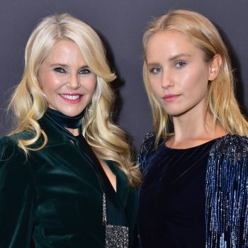 Christie Brinkley's daughter Sailor wrote a powerful post about body dysmorphia