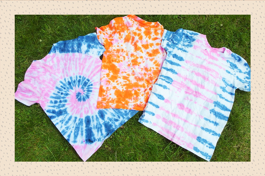 I tie-dye for a living—here's the right way to do it at home