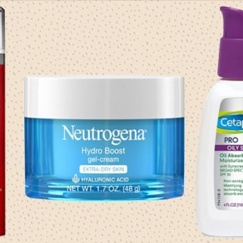 The best drugstore face moisturizers, according to a dermatologist