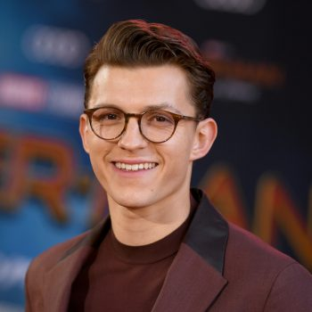 Tom Holland gave his brother a quarantine haircut on Instagram Live, and LOL