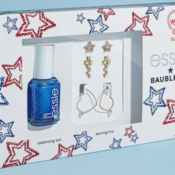 BaubleBar and Essie just teamed up for a $20 beauty set that's sure to sell out